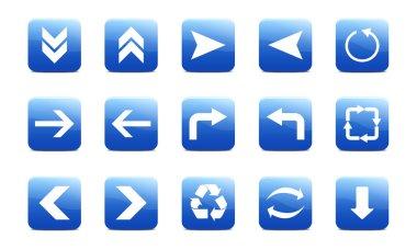 Arrow icons