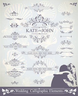 Vintage Wedding Elements