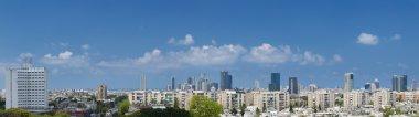 View of Tel Aviv.