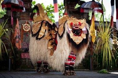 Barond Dance Bali Indonesia