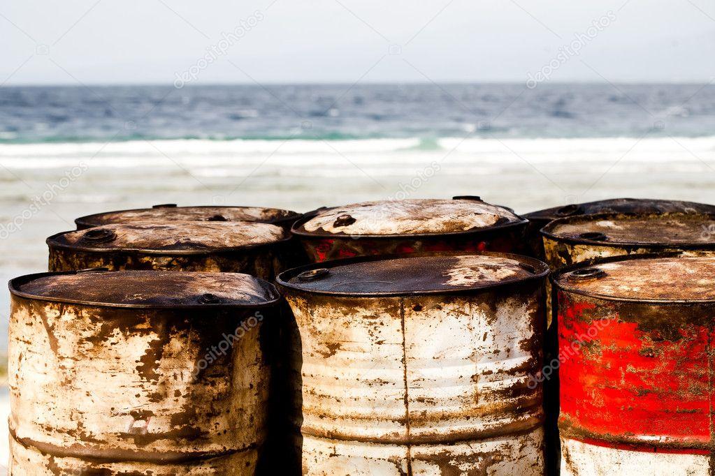 Waste drums