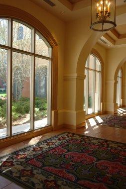 Luxury corridor