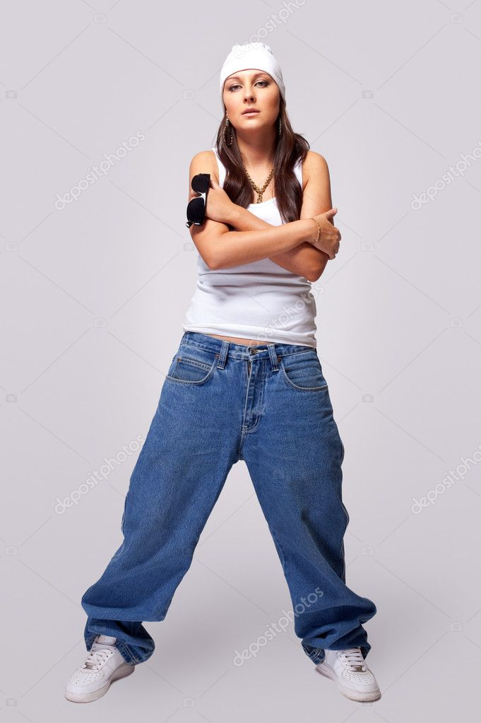 Hip hop music videos girls