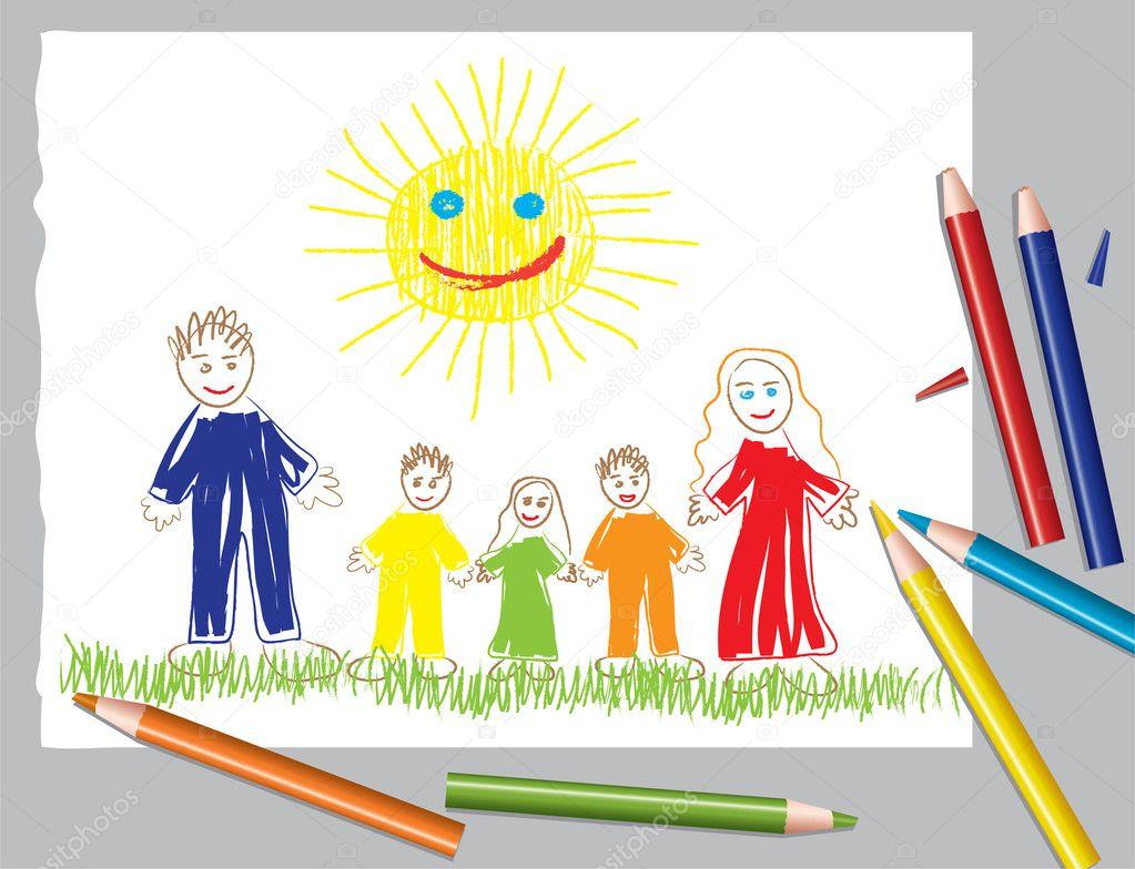 Imagen De Una Familia Feliz Animada: Imagenes De Familias Felices Animadas Archivos