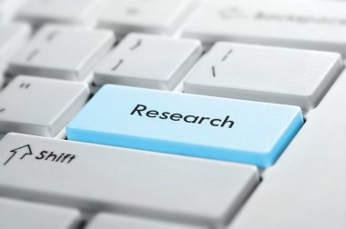 Keyboard button Research