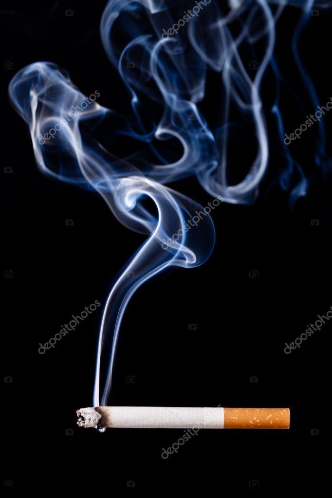 Černé kouření