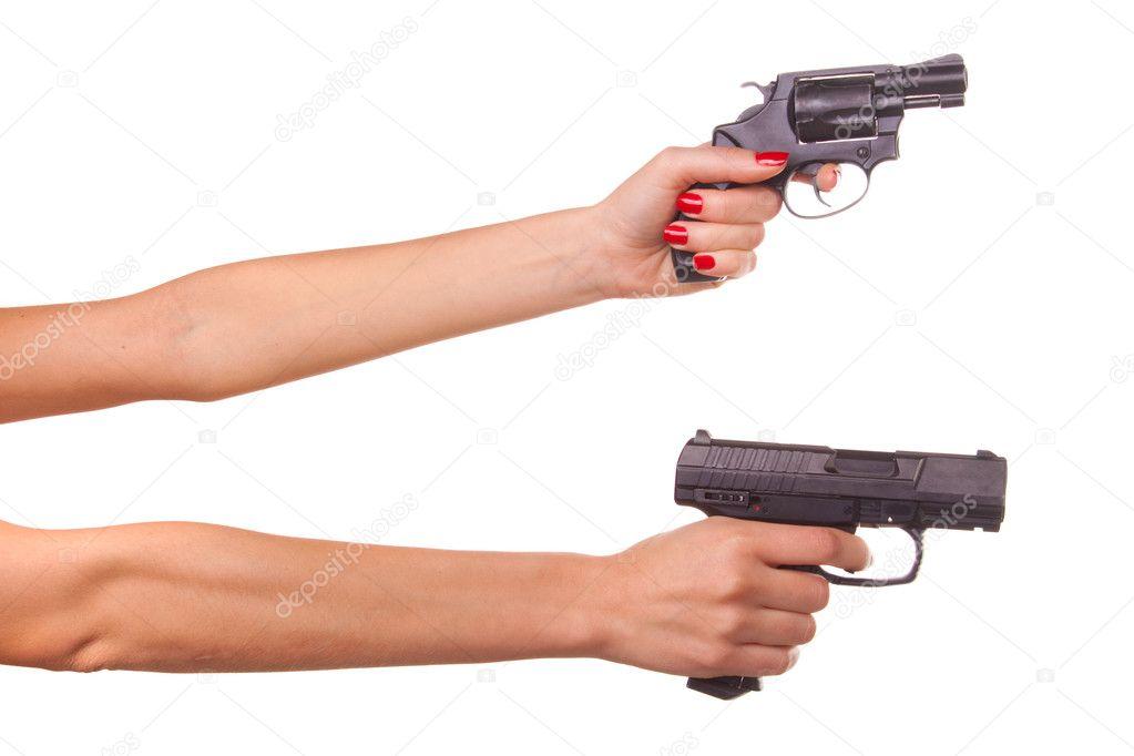 Красивые ежедневные, рука держит пистолет красивые картинки
