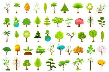 Different Tree