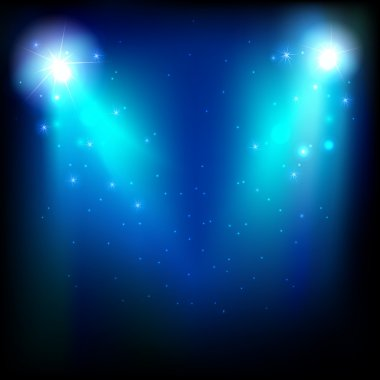 Sparkling Stage