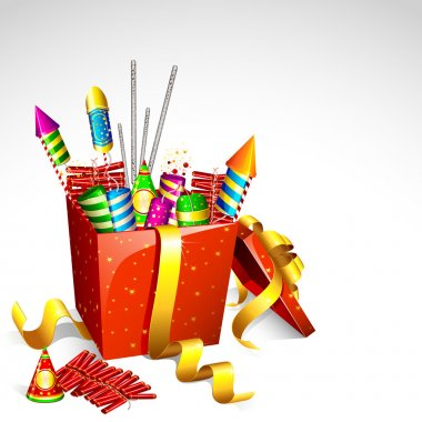 Firecracker in Gift Box