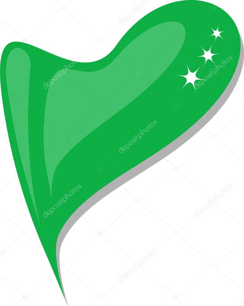 eb04f23a5d1 Lebanon in heart. Icon of lebanon national flag. vector — Stock Vector