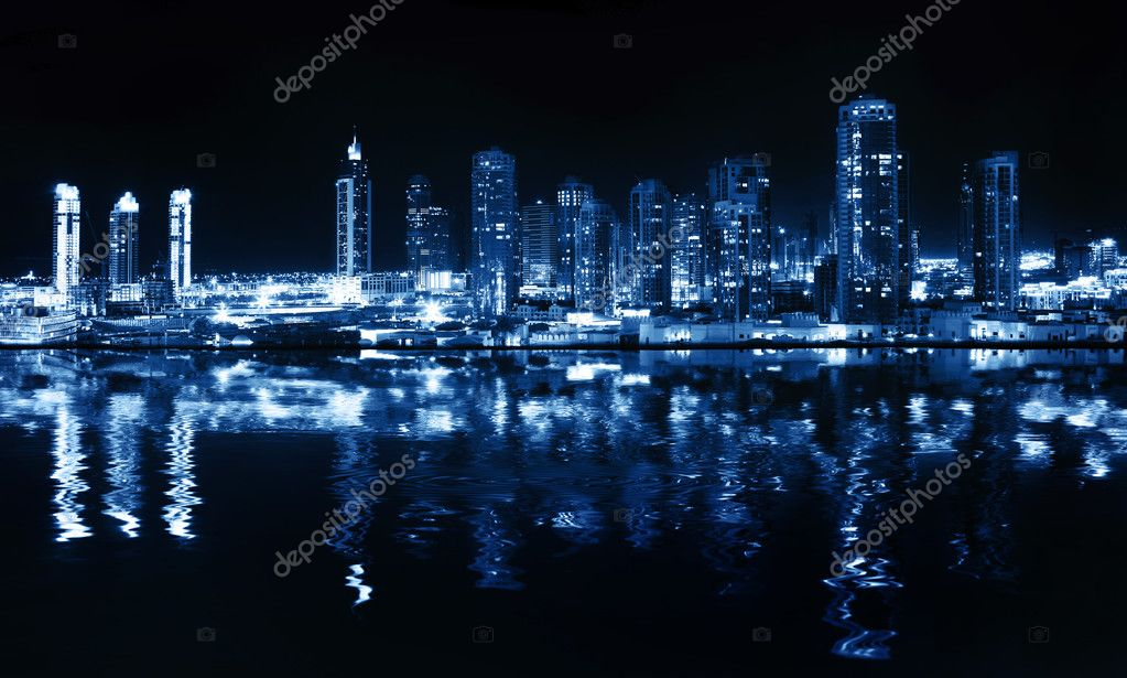 Фотообои City at night