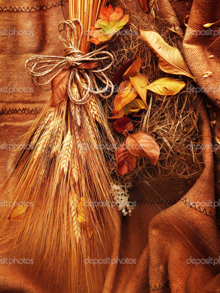 wheat sack wall decor - HD 770×1024
