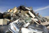 prostředí ekologické výroby recyklace kovového odpadu