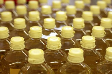 Sunflower seed oil pattern factory warehouse store