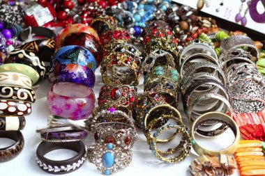 Bracelets jewelry showcase shop bargain