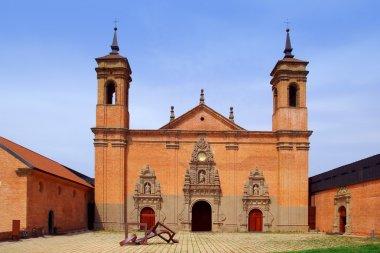San Juan de la Pena new Monastery