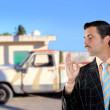 stock-photo-car-used-salesperson-selling-old