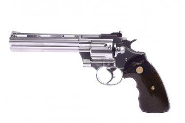Airsoft gun in white