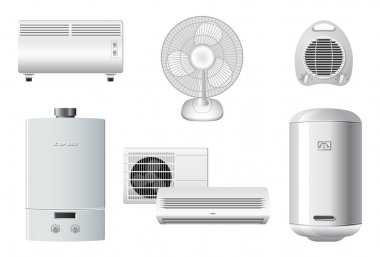 Household appliances | Heating