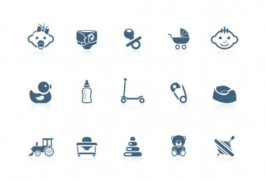 Baby icons | Picco series