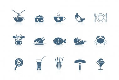 Food icons | Piccolo series 2