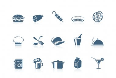 Food icons | Piccolo series 1