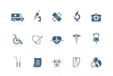 Medical icons | piccolo series