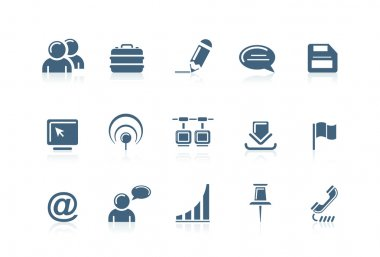 Web and internet icons | piccolo series 2
