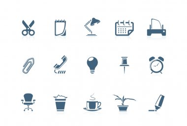 Office icons | piccolo series 2