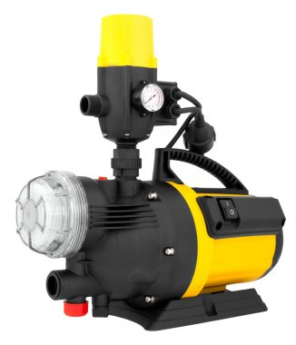 Electric pump for irrigation