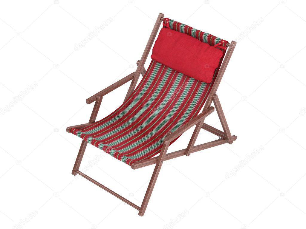 Sedia A Sdraio In Legno : Sedia a sdraio in legno u2014 foto stock © nmorozova #5397805