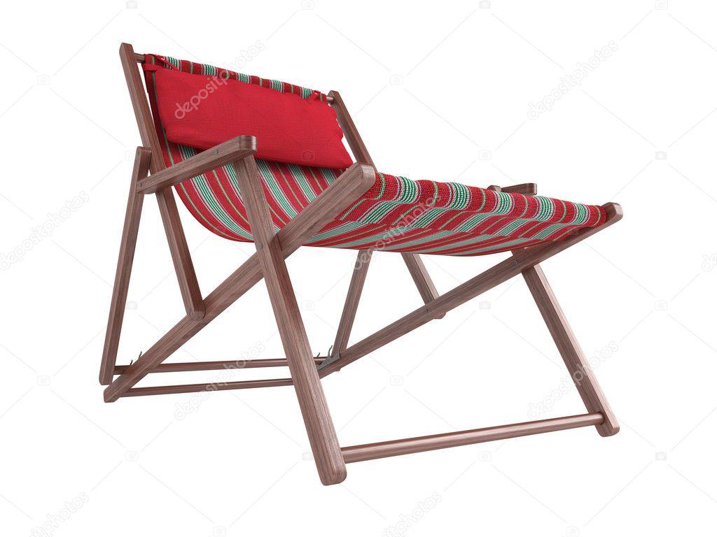 Sedia A Sdraio In Legno : Sedia a sdraio in legno u2014 foto stock © nmorozova #5397817