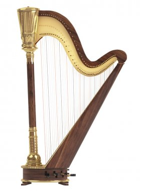 Isolated Harp