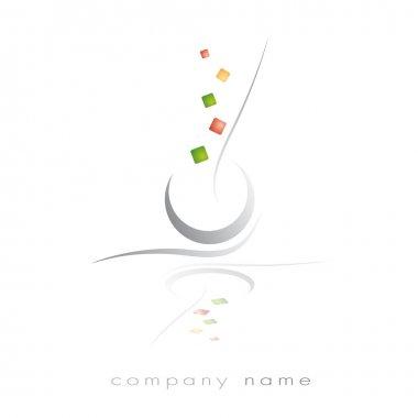 Logotype serenity