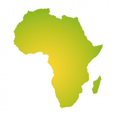 African continent