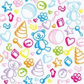 Fotografie Toy pattern