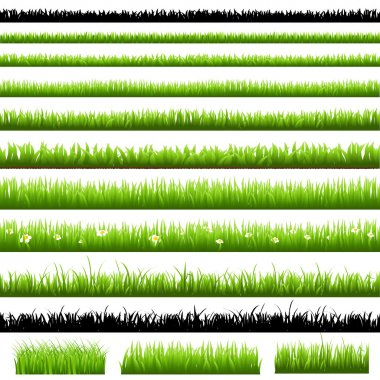 Green Grass Set