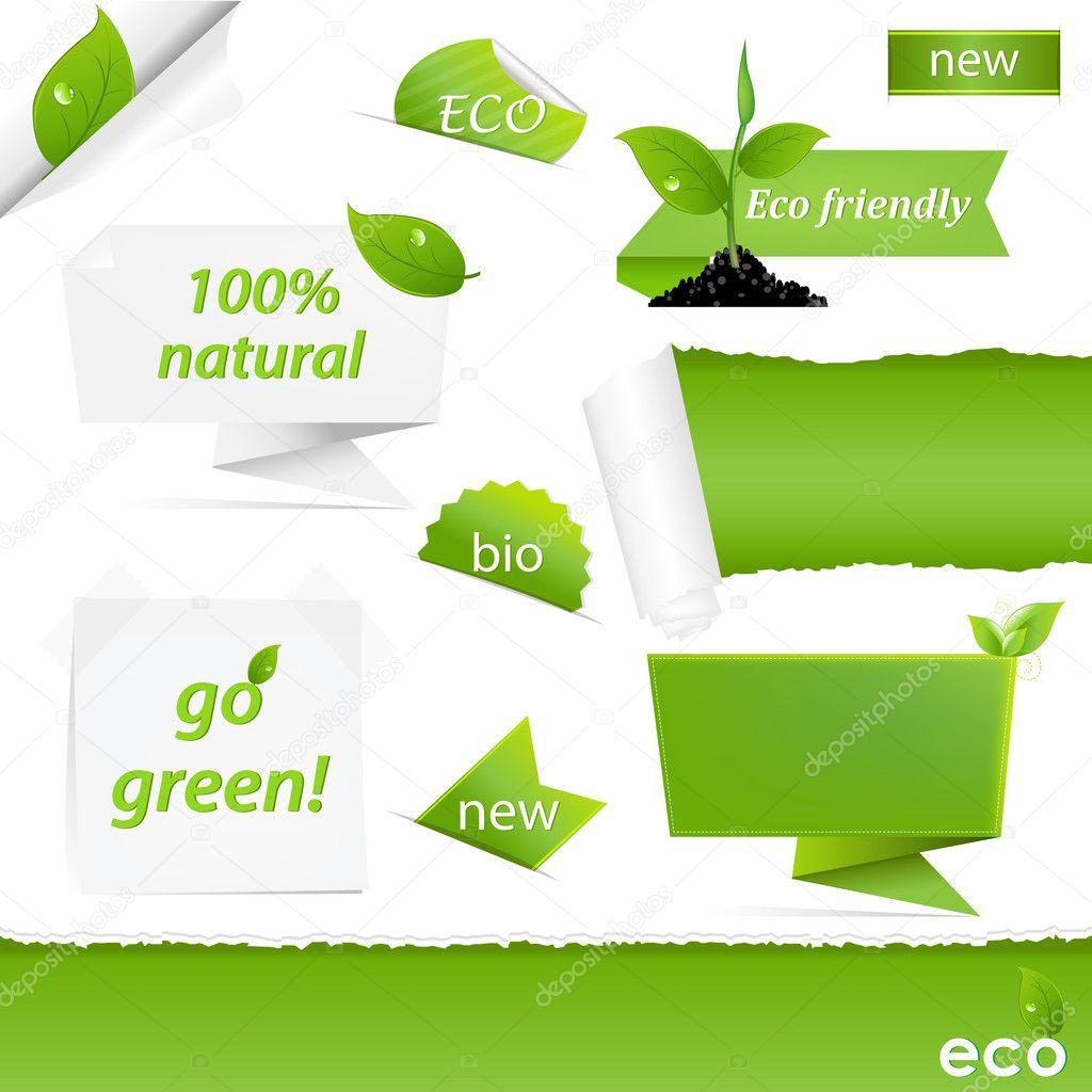 Eco Green Set