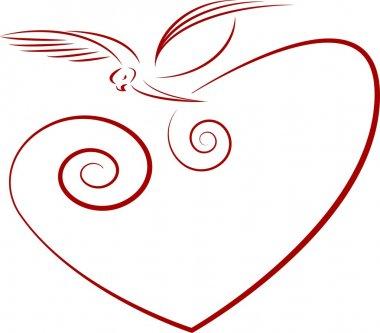 Dove & love