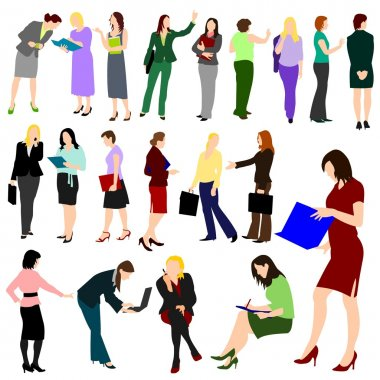 Women at Work No.1.