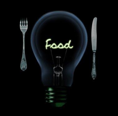 Food Energie Concept