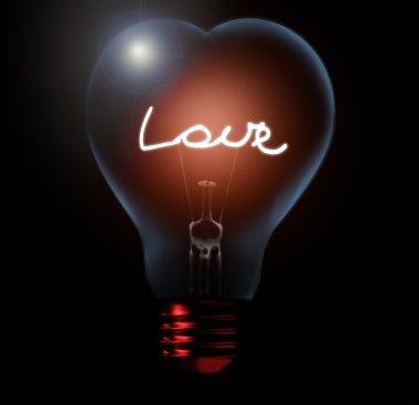 Love is Enenrgie Concept