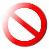 není povolen znak
