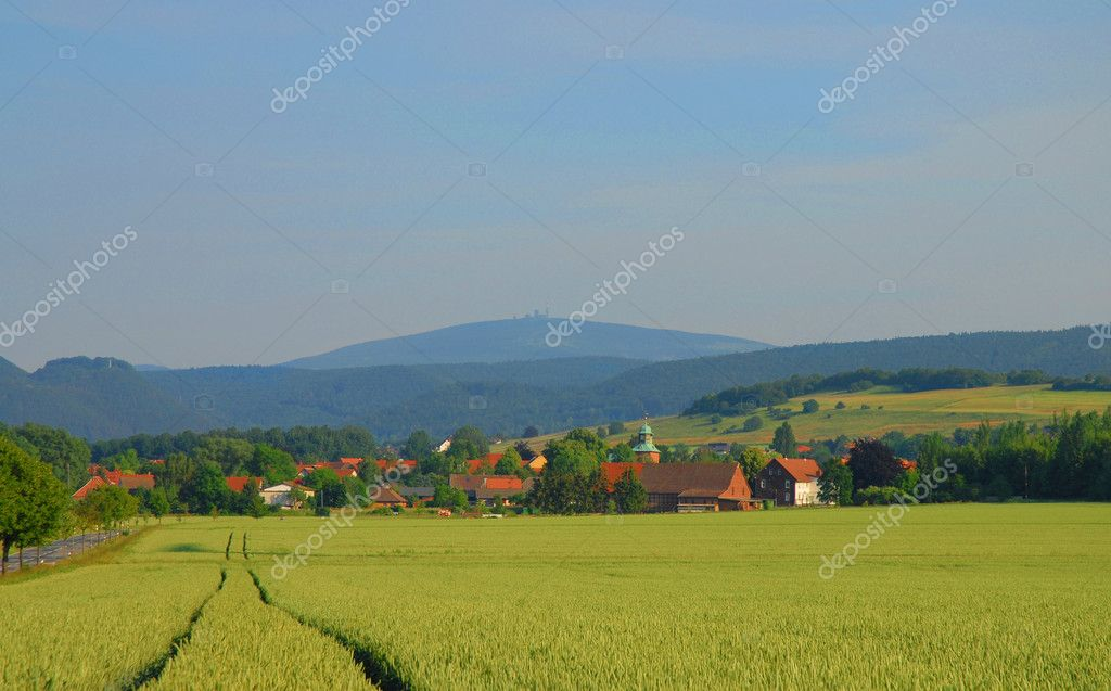 Germany nature, panorama