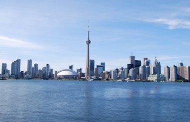 Scenic view at Toronto city
