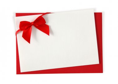 Red paper envelope