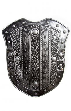 Old shield