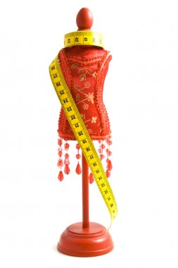 A tailor' dummy