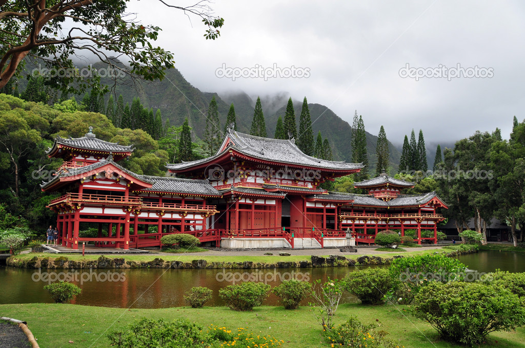 Byodo-In Buddhist Japanese Temple